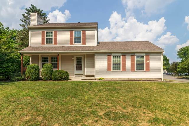 1752 Plains Boulevard, Powell, OH 43065 (MLS #220022635) :: The Clark Group @ ERA Real Solutions Realty