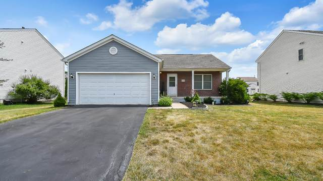 2072 Shetland Street, Marysville, OH 43040 (MLS #220022646) :: The Clark Group @ ERA Real Solutions Realty