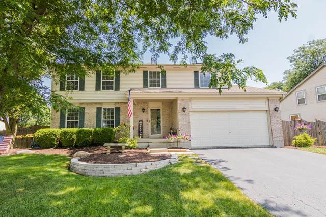 5774 Quail Run Drive, Grove City, OH 43123 (MLS #220022648) :: The Clark Group @ ERA Real Solutions Realty