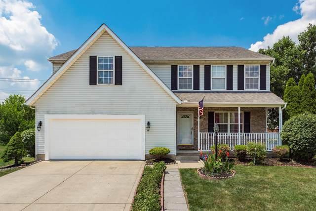 578 Turners Mill Court, Pickerington, OH 43147 (MLS #220022659) :: The Clark Group @ ERA Real Solutions Realty