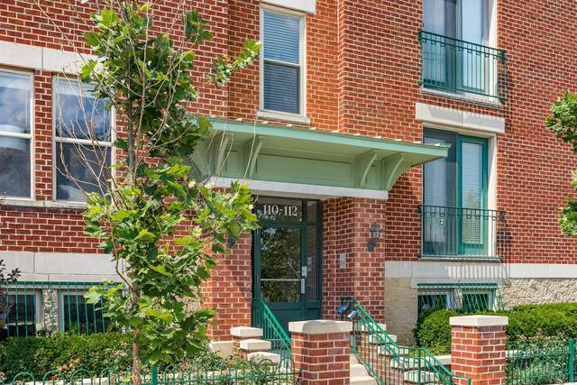 110 E Mound Street #1, Columbus, OH 43215 (MLS #220022762) :: The Clark Group @ ERA Real Solutions Realty