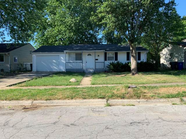 983 Melwood Drive, Columbus, OH 43228 (MLS #220022779) :: The Clark Group @ ERA Real Solutions Realty