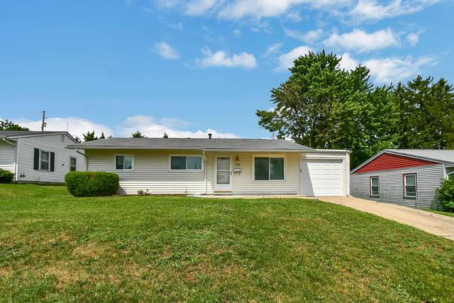 650 Edgewood Drive, Newark, OH 43055 (MLS #220022783) :: The Clark Group @ ERA Real Solutions Realty