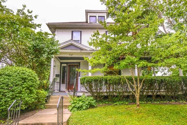 718 E High Street, Mount Vernon, OH 43050 (MLS #220022793) :: Susanne Casey & Associates