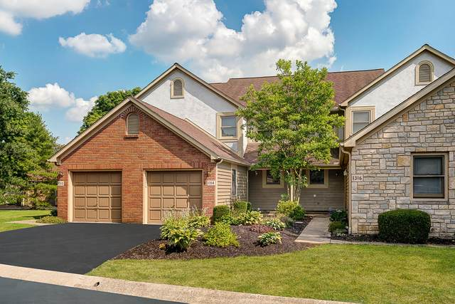1314 Spring Brook Court 12-131, Westerville, OH 43081 (MLS #220022794) :: RE/MAX Metro Plus