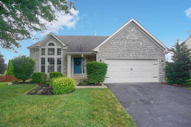 2182 Maxwell Avenue, Lewis Center, OH 43035 (MLS #220022803) :: CARLETON REALTY
