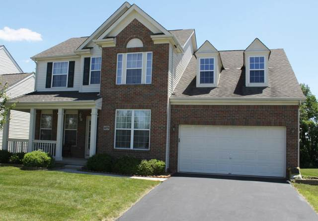 6079 Blaverly Drive, New Albany, OH 43054 (MLS #220022805) :: Angel Oak Group