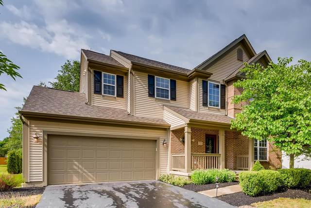 732 Collier Drive, Westerville, OH 43082 (MLS #220022806) :: Angel Oak Group