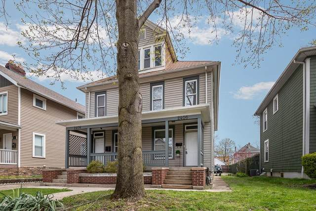 2406 Indianola Avenue #8, Columbus, OH 43202 (MLS #220022843) :: Berkshire Hathaway HomeServices Crager Tobin Real Estate