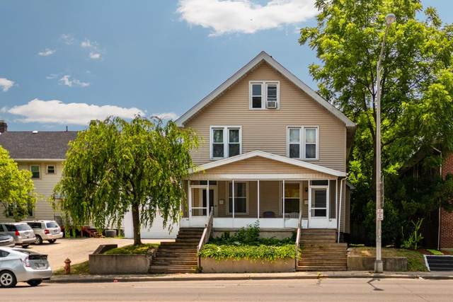 483 E Hudson Street #85, Columbus, OH 43202 (MLS #220022845) :: Berkshire Hathaway HomeServices Crager Tobin Real Estate