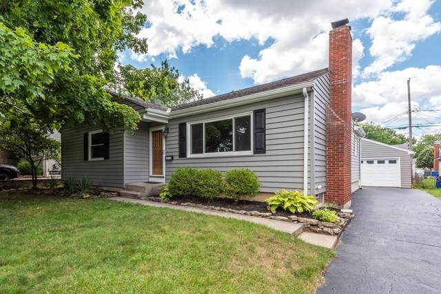 2737 Shrewsbury Road, Columbus, OH 43221 (MLS #220022850) :: Berkshire Hathaway HomeServices Crager Tobin Real Estate