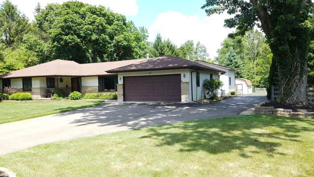15 Tow Path Road, Granville, OH 43023 (MLS #220022860) :: CARLETON REALTY