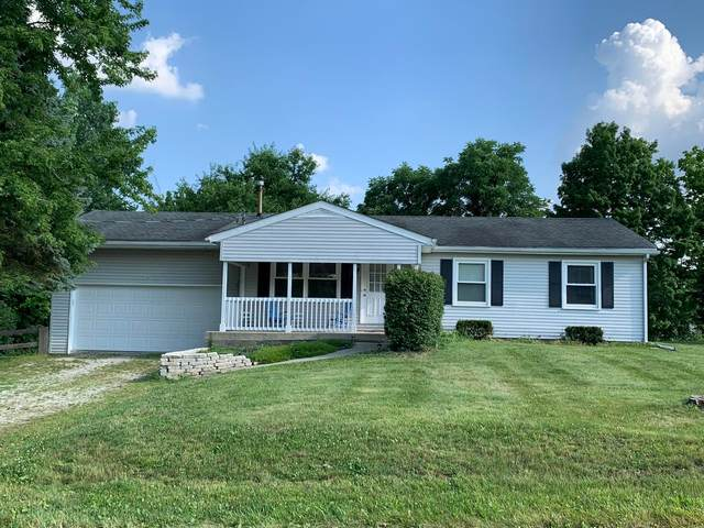 25 E Cuyuga Drive, Powell, OH 43065 (MLS #220022865) :: The Holden Agency