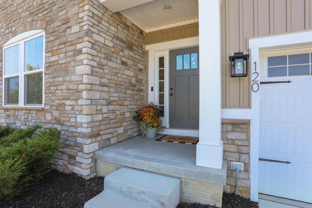 120 Old Colony Drive, Delaware, OH 43015 (MLS #220022925) :: The Holden Agency