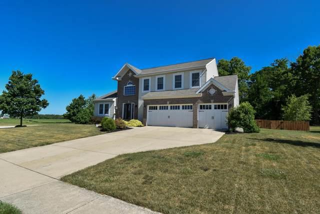 246 Weeping Willow Run Drive, Johnstown, OH 43031 (MLS #220022948) :: CARLETON REALTY