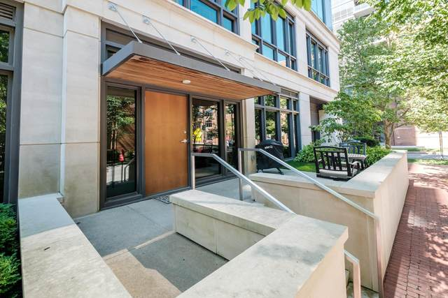 250 W Spring Street #258, Columbus, OH 43215 (MLS #220022976) :: The Raines Group