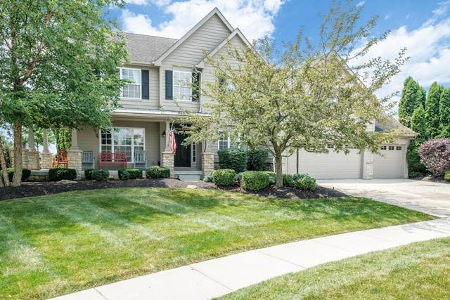 3855 Northway Circle, Powell, OH 43065 (MLS #220022994) :: Core Ohio Realty Advisors