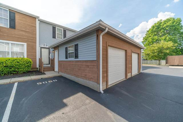 5068 Stoneybrook Boulevard 3C, Hilliard, OH 43026 (MLS #220022997) :: The Raines Group