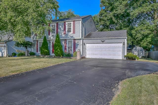 1077 S Hempstead Road, Westerville, OH 43081 (MLS #220023089) :: RE/MAX Metro Plus
