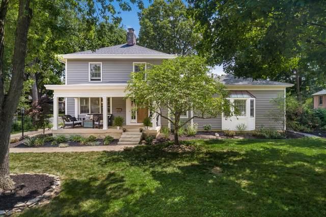 1582 Cambridge Boulevard, Columbus, OH 43212 (MLS #220023115) :: Signature Real Estate