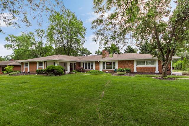 2501 Mcvey Boulevard W, Columbus, OH 43235 (MLS #220023269) :: The Jeff and Neal Team | Nth Degree Realty