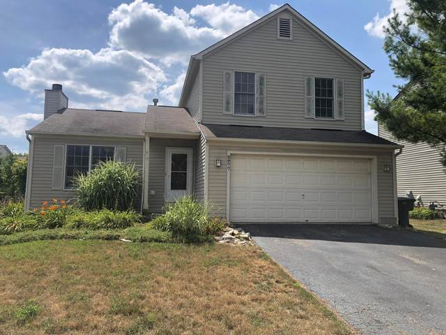2977 Shady Knoll Lane, Hilliard, OH 43026 (MLS #220023312) :: The Jeff and Neal Team | Nth Degree Realty
