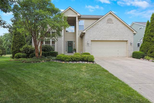 6690 Spring Run Drive, Westerville, OH 43082 (MLS #220023389) :: Core Ohio Realty Advisors