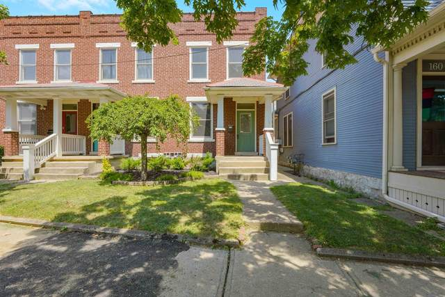 158 E 3rd Avenue, Columbus, OH 43201 (MLS #220023390) :: The Raines Group
