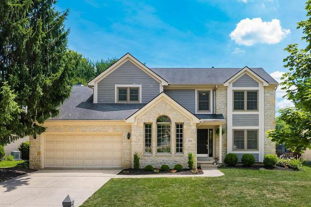 590 Kingfisher Drive, Westerville, OH 43082 (MLS #220023416) :: The Jeff and Neal Team | Nth Degree Realty