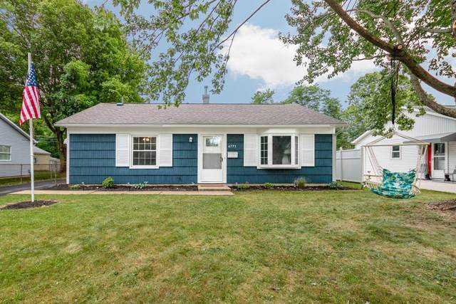 4771 Hillcrest Street S, Hilliard, OH 43026 (MLS #220023634) :: The Raines Group
