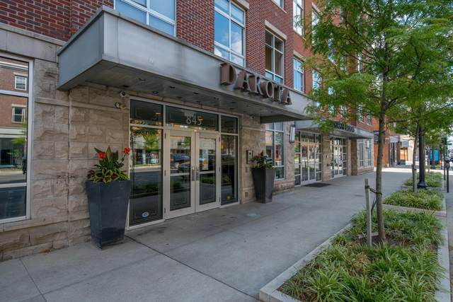 845 N High Street #408, Columbus, OH 43215 (MLS #220023718) :: Sam Miller Team