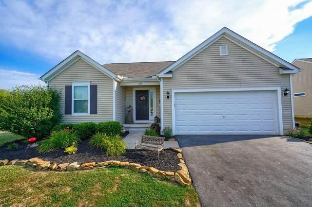 455 Hillcrest Drive, Circleville, OH 43113 (MLS #220023767) :: Susanne Casey & Associates