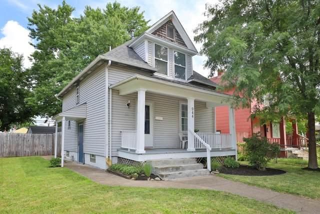 944 E 13th Avenue, Columbus, OH 43211 (MLS #220023785) :: Jarrett Home Group