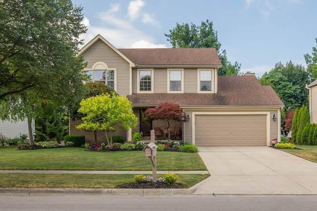 5423 Hyde Park Drive, Hilliard, OH 43026 (MLS #220023920) :: Huston Home Team