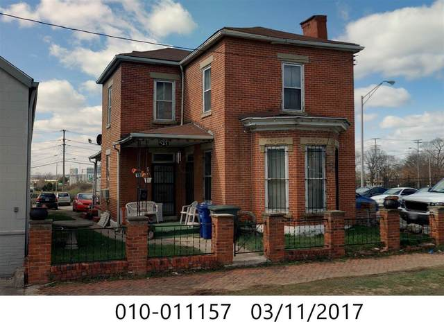 527 Armstrong Street, Columbus, OH 43215 (MLS #220024077) :: 3 Degrees Realty