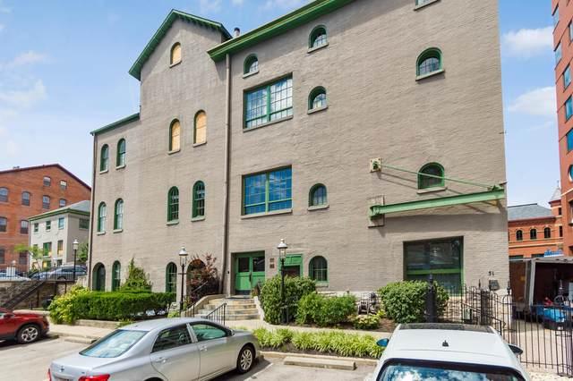 51 W Blenkner Street #208, Columbus, OH 43215 (MLS #220024231) :: Jarrett Home Group
