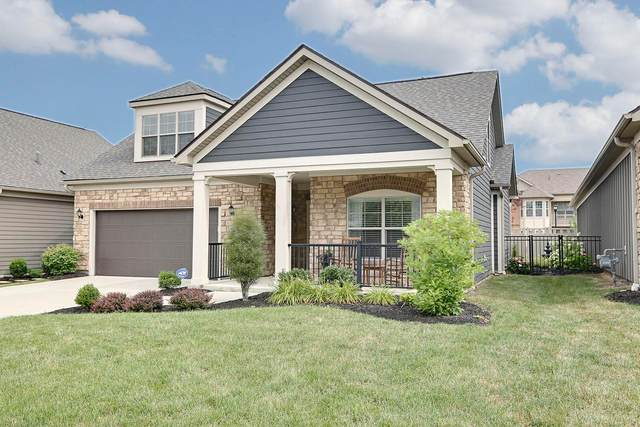 50 Emerald Crossing, Westerville, OH 43082 (MLS #220024309) :: MORE Ohio