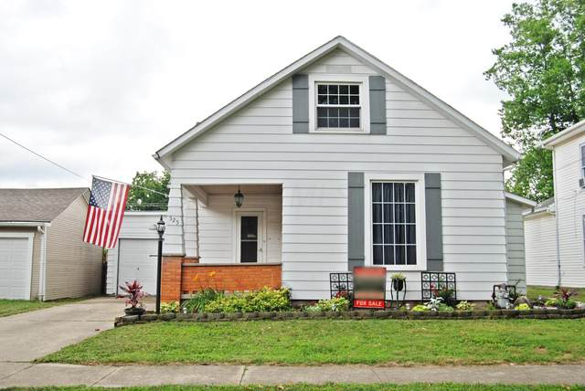 525 S Detroit Street, Bellefontaine, OH 43311 (MLS #220024449) :: RE/MAX ONE