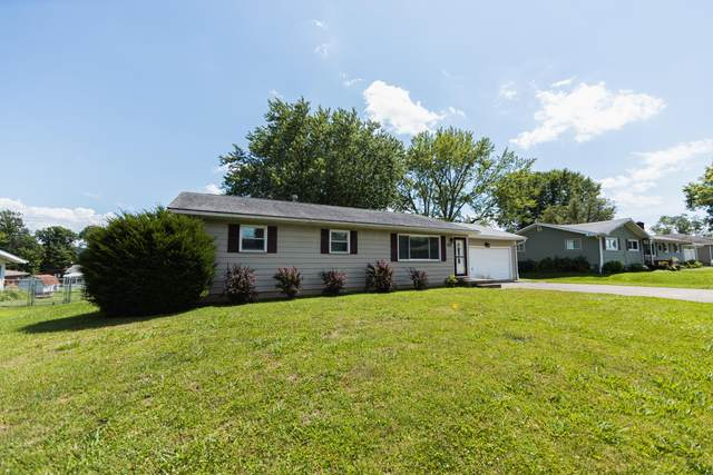 820 Evergreen Lane, Chillicothe, OH 45601 (MLS #220024674) :: Susanne Casey & Associates