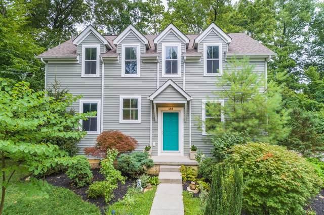 488 Park Overlook Drive, Worthington, OH 43085 (MLS #220024729) :: Susanne Casey & Associates