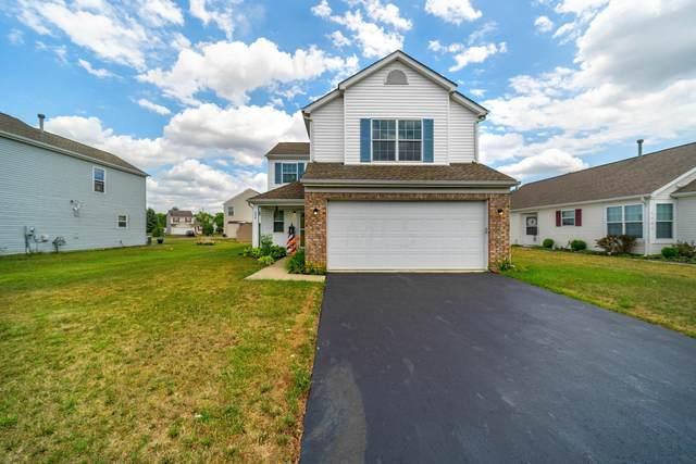 996 Schauer Drive, Galloway, OH 43119 (MLS #220024865) :: Berkshire Hathaway HomeServices Crager Tobin Real Estate