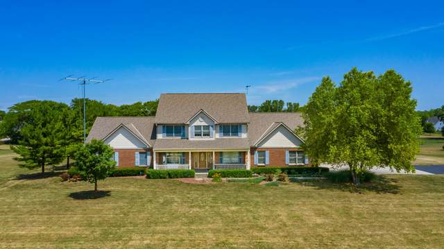 400 Darbyton Drive, Plain City, OH 43064 (MLS #220024918) :: ERA Real Solutions Realty
