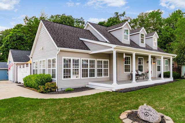35 Bayview Drive, Buckeye Lake, OH 43008 (MLS #220024937) :: Core Ohio Realty Advisors