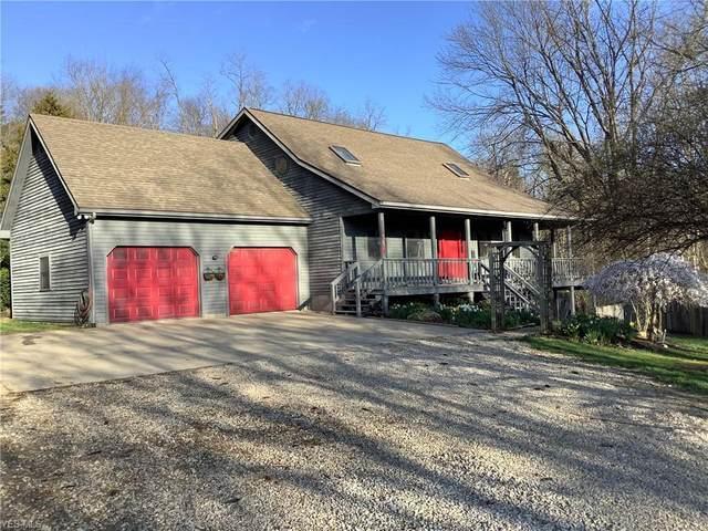 3831 Dillon Falls Road, Zanesville, OH 43701 (MLS #220025066) :: The Willcut Group