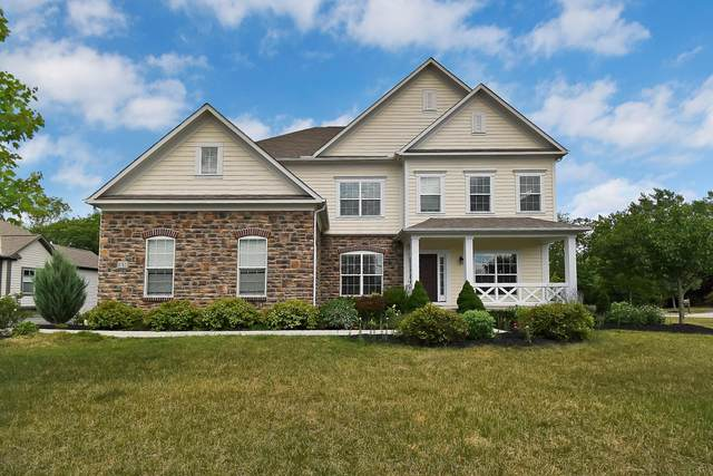 8782 Sorrento Court, Dublin, OH 43016 (MLS #220025106) :: The Holden Agency