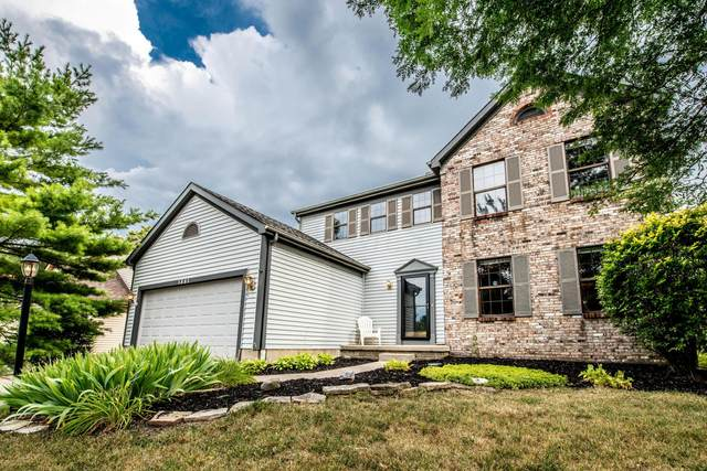 1551 Eastmeadow Place, Columbus, OH 43235 (MLS #220025143) :: The Clark Group @ ERA Real Solutions Realty