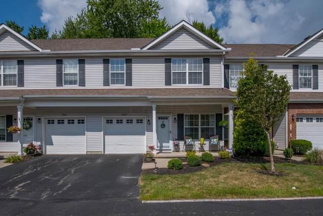 1269 Grove Drive #2604, Columbus, OH 43230 (MLS #220025145) :: The KJ Ledford Group