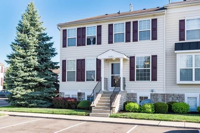 7082 Quarterhorse Court 4-7082, New Albany, OH 43054 (MLS #220025165) :: Jarrett Home Group