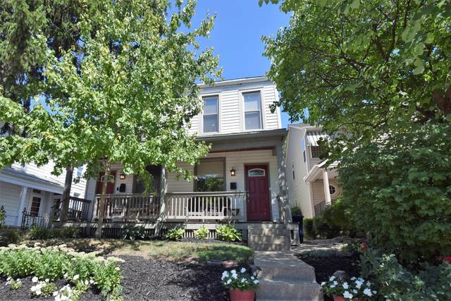 1024 Oregon Avenue, Columbus, OH 43201 (MLS #220025185) :: The Clark Group @ ERA Real Solutions Realty
