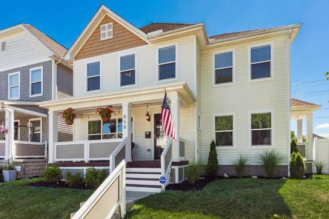 858 Carpenter Street, Columbus, OH 43206 (MLS #220025321) :: The Willcut Group